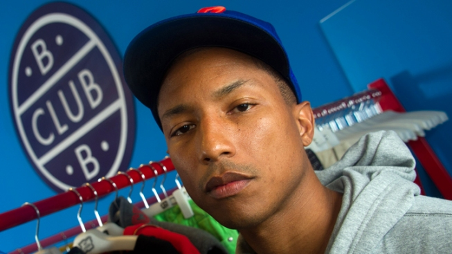Pharrell Wants Legal Decision in Trademark Issue