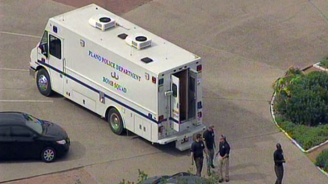 Plano Bomb Squad Called to NW Collin County
