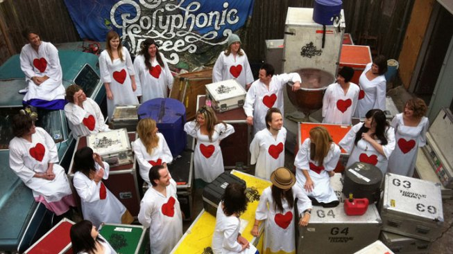 The Polyphonic Spree Returns to Fort Worth