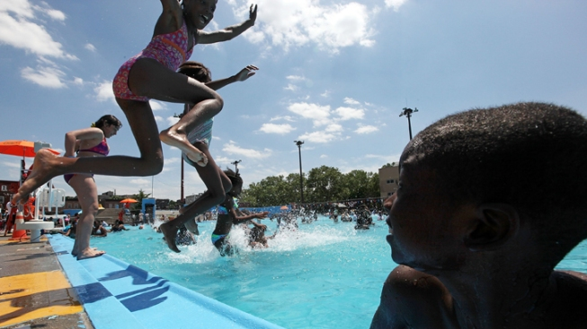 All Dallas' Public Pools Likely to Open