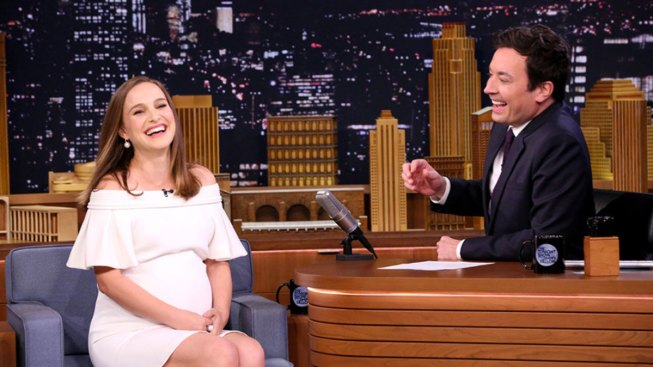 Natalie Portman: I'm not as pregnant as you may think