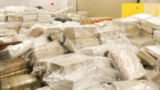 12 Tons of Marijuana Found Hidden in Big Rig in Calif.