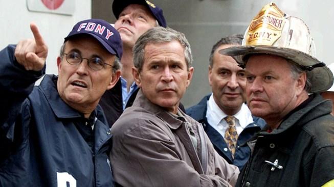 Bush Declines Obama Invitation to Ground Zero Ceremony