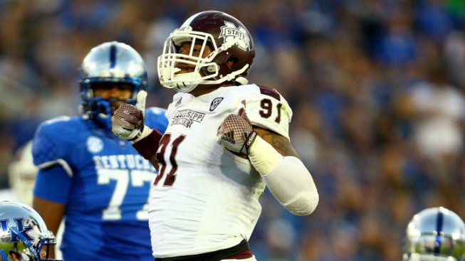 "Kiper: MSU's Preston Smith Could Be ""Intriguing"" for Dallas"