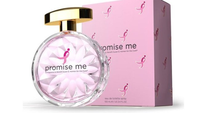 Komen to Reformulate Perfume After Unfavorable Allegations