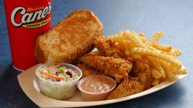 Give Your Friends the (Chicken) Finger