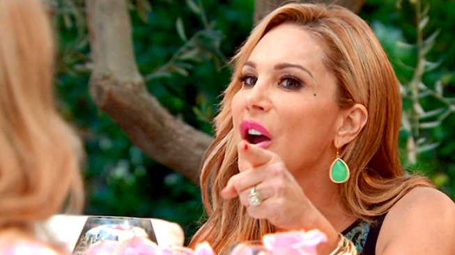 """Real Housewives of Beverly Hills"" Shakeup: Camille Grammer and Adrienne Maloof Not Returning For Season 4"