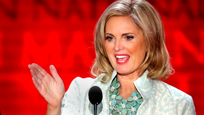 "Ann Romney Describes ""Shocking"" Emergency Landing"
