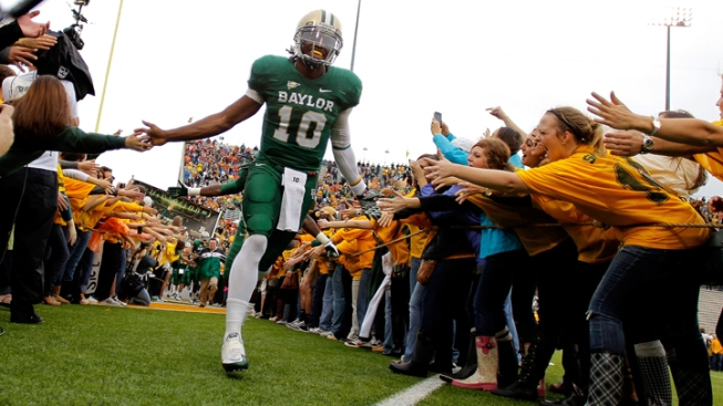 Waco Leaders OK Tax Funds for New Baylor Stadium