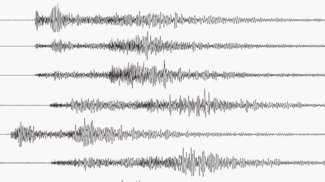 Another Earthquake Rocks Johnson County