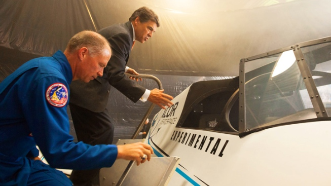 XCOR Opening Space Research HQ in West Texas