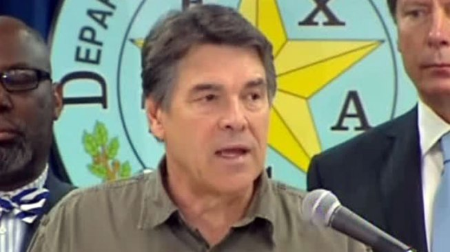 Perry: State Oversight Not to Blame for West Blast