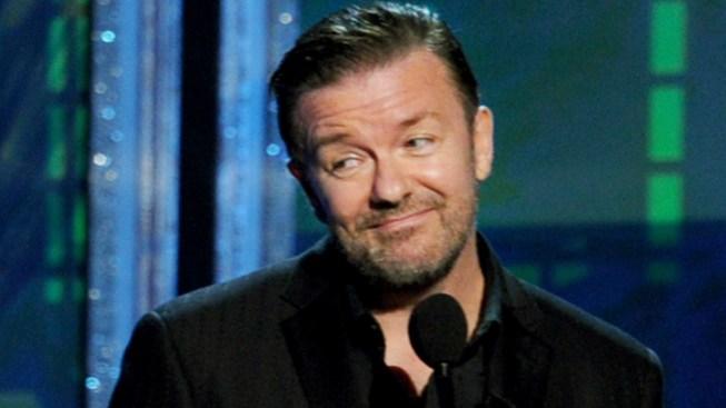 "Ricky Gervais' ""Polo"" Match"
