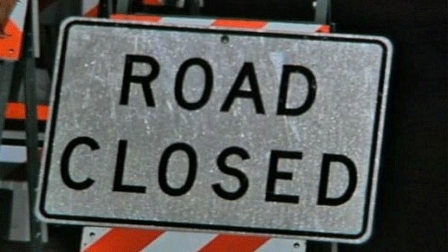 CTP Frontage Road to Close for Construction