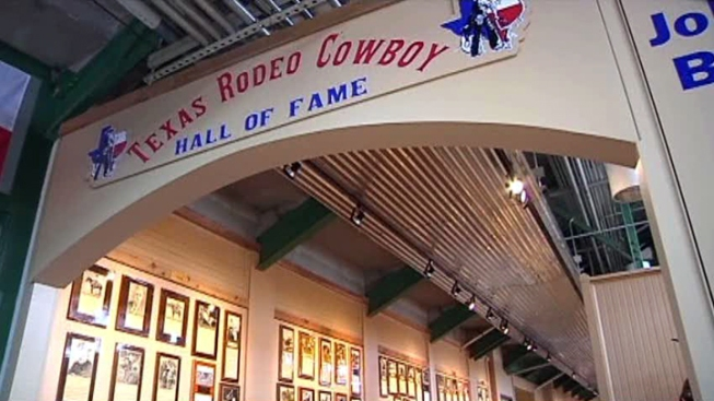 State Rodeo Hall Now in Fort Worth