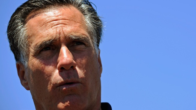 Romney Says He's More Qualified Than Perry for White House