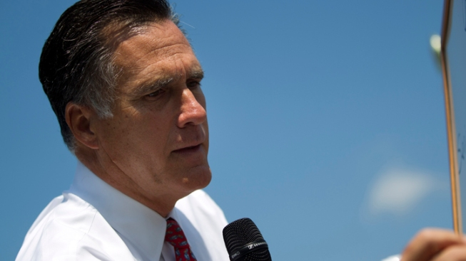 Romney Raises Money in Midland