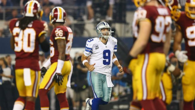 Cowboys Fall to Redskins in OT, 20-17