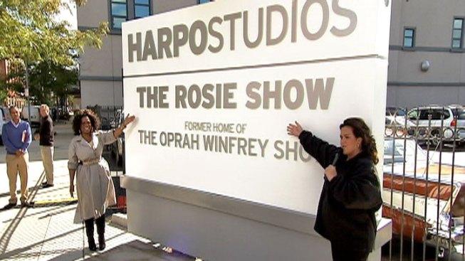 """Oprah Cancels """"Rosie"""" Show"""