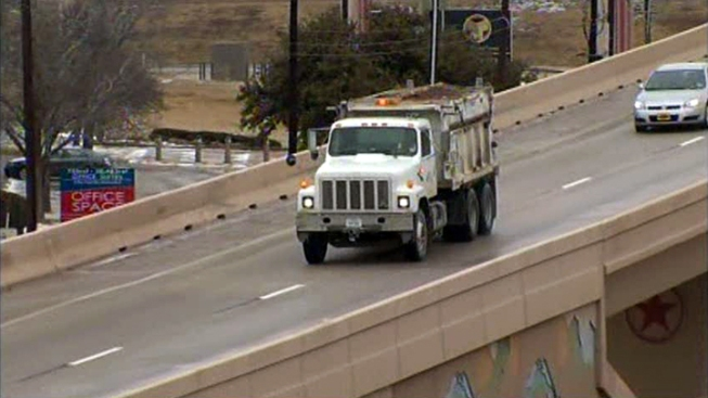 TxDOT Prepared for Winter Weather
