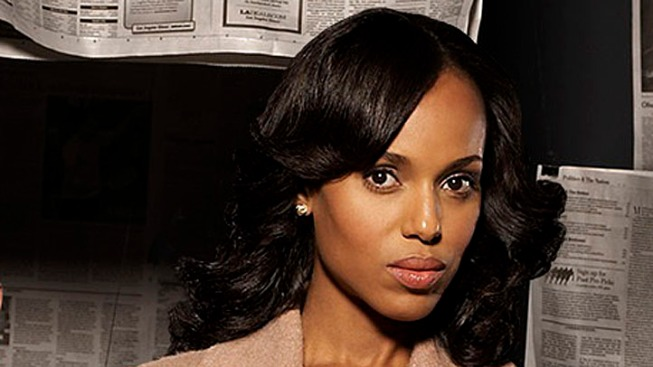 'Scandal' Star Kerry Washington Admits She'd Spill the Show's Secrets - If She Knew