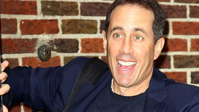 Jerry Seinfeld: Nothing Changes