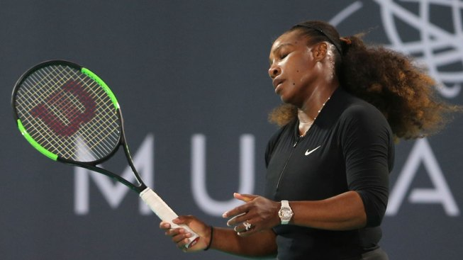 Defending Champion Serena Williams Out of Australian Open