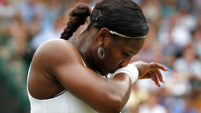 Wimbledon: Williams Sisters Out, Nadal & Federer Make Quarters