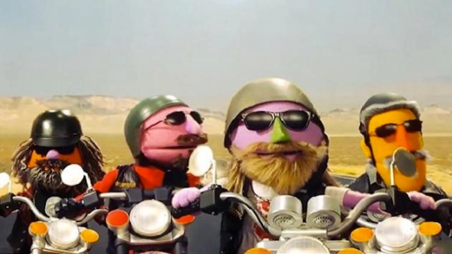 "Sesame Street Parodies ""Sons of Anarchy"""