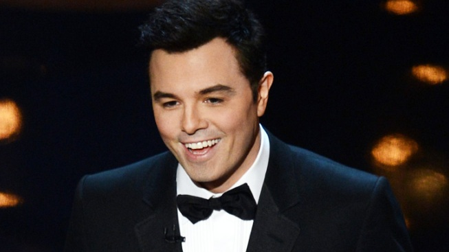 "Seth MacFarlane Says ""No Way"" He'll Host Oscars Again, While Cat (Yes, Cat) Reviews His Performance"