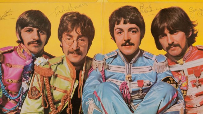 Sgt. Peppers Album Auction Ends Saturday