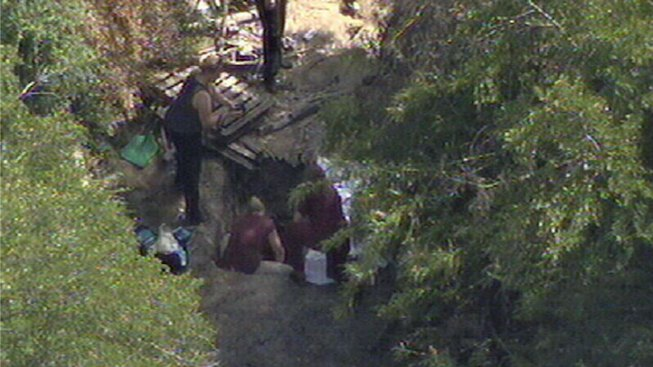 Police Need Help Identifying Body Found in Shallow Grave