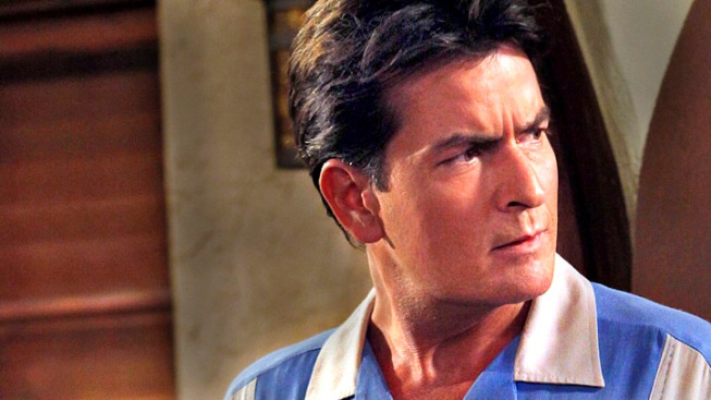 """How to Write Sheen Out of """"Two and a Half Men"""""""