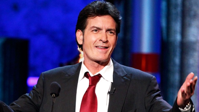 Charlie Sheen Takes More Jabs at Chuck Lorre