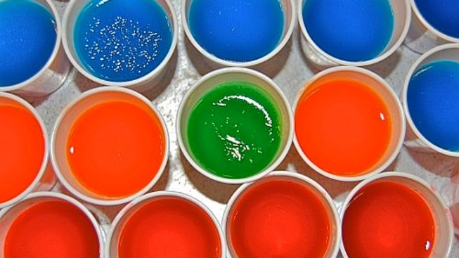 Mom in Trouble for Helping Son Make Gelatin Shots