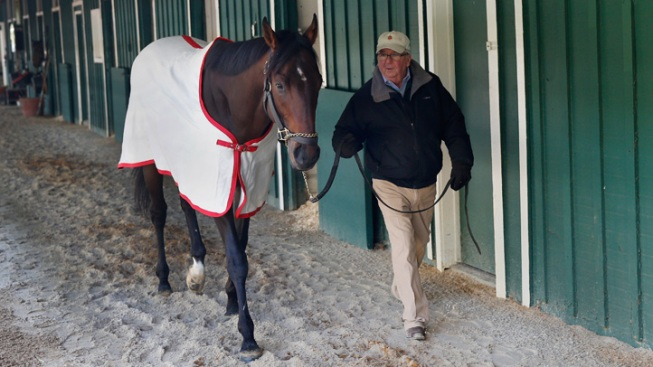 Orb Trainer: Derby Worth the Wait