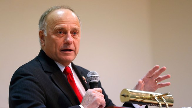 Rep. Steve King Questions if Humanity Would Exist Without 'Rape or Incest'