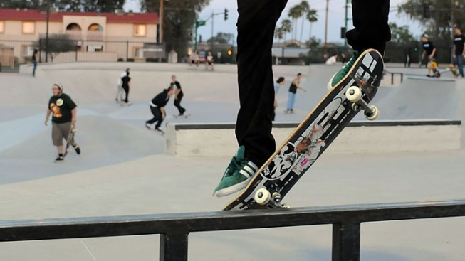 New Skate Parks Coming to Arlington