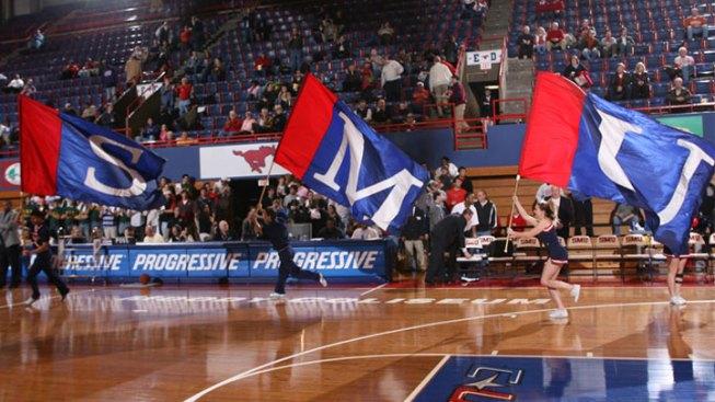 SMU Basketball on Probation for Rules Violation