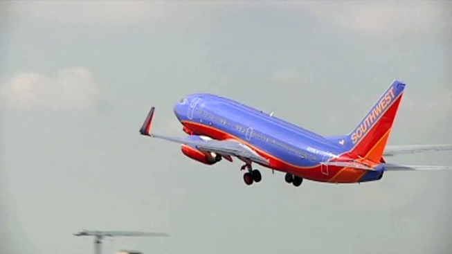 Profits Rise Despite Fewer Travelers on Southwest