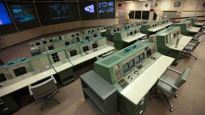 Campaign To Restore NASAu0027s Mission Control In Houston