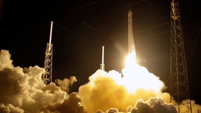 SpaceX Considering Building Spaceport in Texas