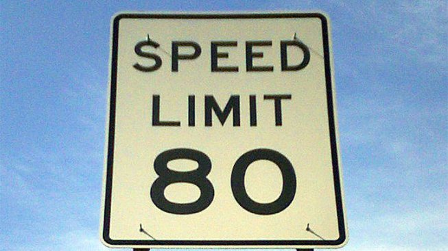 House OKs 85 MPH Highway Bill