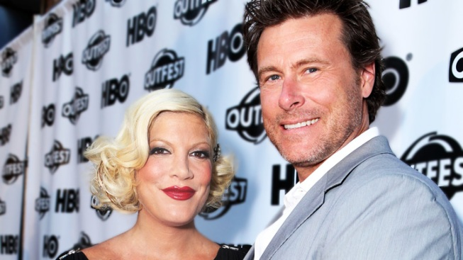 "Tori Spelling ""Resting Comfortably"" Following Emergency Surgery"