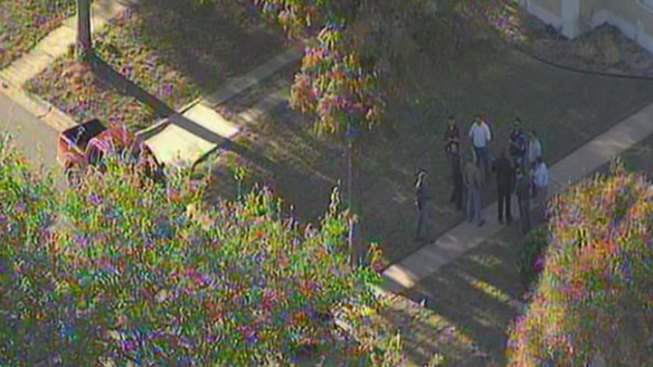 SWAT Surrounds W. Fort Worth Home