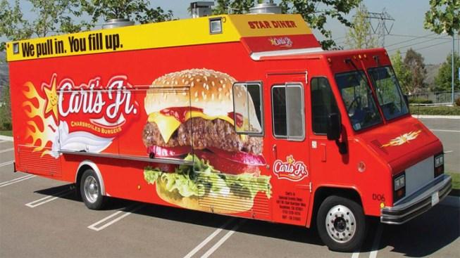 Carl's Jr. Offers Free 'Burger Breaks'