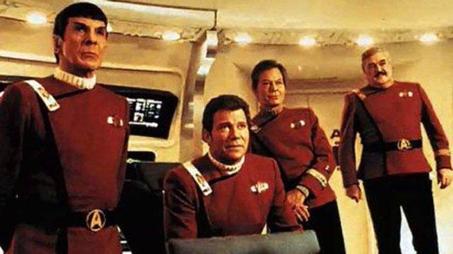 """Space Center Houston Gets """"Star Trek"""" Shuttle"""