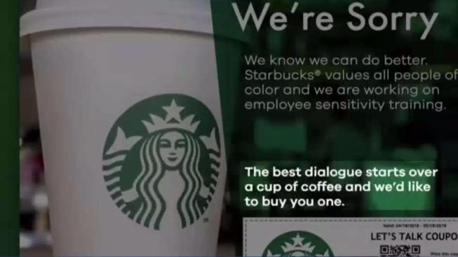 starbucks says coupon for people of color only is fake nbc 5