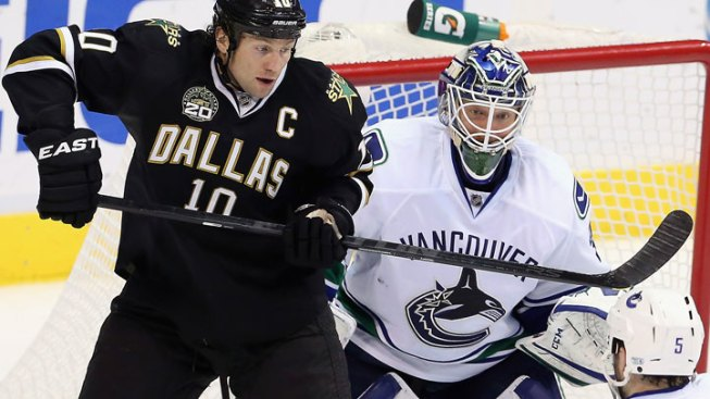 Canucks Rally Against Stars to End Losing Skid
