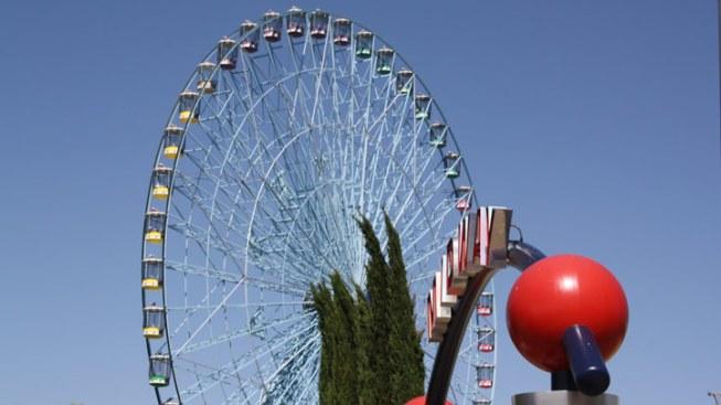 Dallas 2nd Ferris Wheel Put on Hold